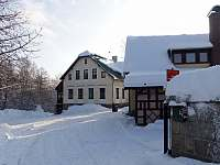ubytování Skiareál U Čápa - Příchovice Penzion na horách - Držkov