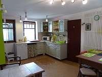 SKLENĚNKA - kuchynská linka - Držkov