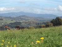 Výhled na západní Krkonoše