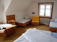 Pokoj čtyřlůžkový - apartmán k pronájmu Albrechtice v Jizerských horách