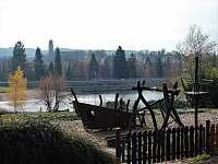 Dětské hřiště u přehrady - Jablonec nad Nisou
