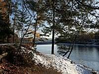 Druhá přehrada - Jablonec nad Nisou