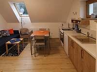 Interiér apartmánu - k pronájmu Jablonec nad Nisou