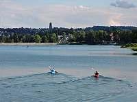 Jablonecká přehrada -