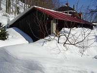 Pohle v zimě když je hodně sněhu
