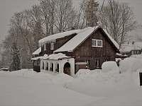 Chalupa k pronájmu - zimní dovolená Kořenov