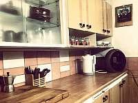 kuchyňka - chalupa k pronájmu Kořenov