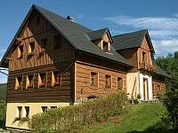 ubytování Skiareál Tanvaldský Špičák Apartmán na horách - Josefův Důl - Dolní Maxov