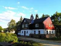 Chata Stará Brusírna - chata ubytování Bedřichov - 2