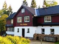 Chata k pronajmutí - Bedřichov Jizerské hory