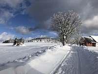 Pohádková zima za domem - Příchovice
