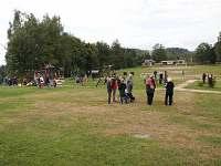 Dětské hřiště u kostela - chalupa k pronajmutí Nová Ves nad Nisou