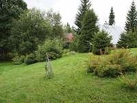Zahrada - chalupa k pronajmutí Nová Ves nad Nisou
