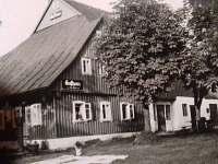 Chata v roce 1938