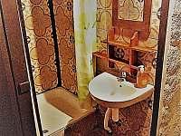 Koupelna - chalupa ubytování Horní Maxov