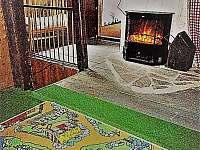 Pokoj - chalupa ubytování Horní Maxov
