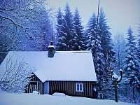Zima - chalupa k pronájmu Horní Maxov