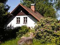 ubytování Lyžařský areál Tanvaldský Špičák na chatě k pronajmutí - Horní Maxov