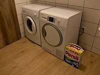 prádelna - pračka se sušičkou - Smržovka