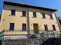 ubytování Albrechtice v Jizerských horách Chata k pronájmu