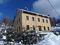 Chata k pronájmu - zimní dovolená Albrechtice v Jizerských horách