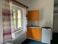 pokoj 27 kuchyňská linka - Albrechtice v Jizerských horách