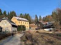 současná fotka objektu - chata k pronájmu Albrechtice v Jizerských horách