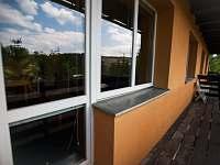 Apartmány Bedřichovka - balkóny