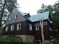 Chata Černá Říčka