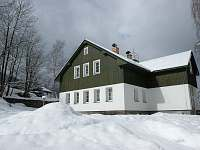 Chata k pronajmutí - zimní dovolená Josefův Důl