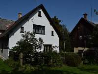Chaty a chalupy Malá Skála - Žlutá plovárna  v rodinném domě na horách - Pěnčín