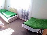 čtyřlůžkový pokoj v 1. patře