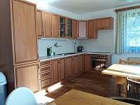 kuchyň v 1. patře - Rejdice