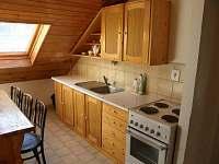 kuchyň v 2. patře