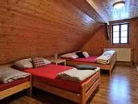 Pokoj 3. - chata ubytování Bedřichov