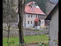 Sauna chata BedRich - k pronajmutí Bedřichov