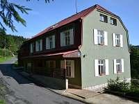 ubytování  v penzionu na horách - Bedřichov
