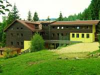 ubytování  v penzionu na horách - Janov nad Nisou
