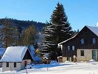 Levné ubytování v Jizerských horách Chata k pronájmu - Bedřichov