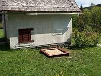 Pískoviště pro děti - Bedřichov