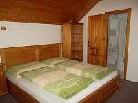pokoj č. 1 - čtyřlůžkový s vl. soc. zařízením