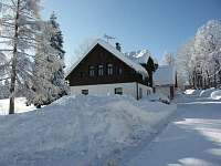 Penzion na horách - okolí Kořenova