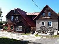 ubytování Tanvald na chatě k pronájmu