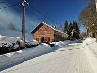 ubytování Albrechtice v Jizerských horách na chalupě k pronajmutí