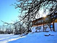 Chata k pronajmutí - zimní dovolená Zlatá Olešnice