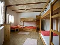 Ložnice pro 6 osob