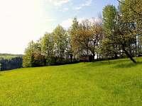 zahrada ve Stodole