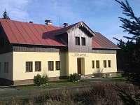 pohled - chata ubytování Karlov u Josefova Dolu