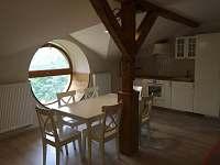 obývací pokoj - apartmán k pronajmutí Tanvald