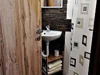 Koupelna v pokoji - Albrechtice v Jizerských horách